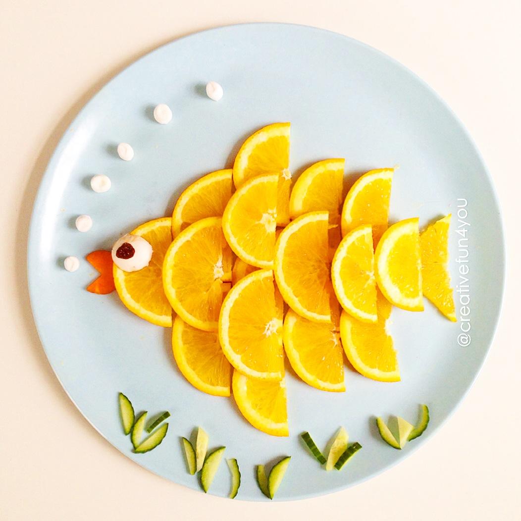 Appelsin-Fisk