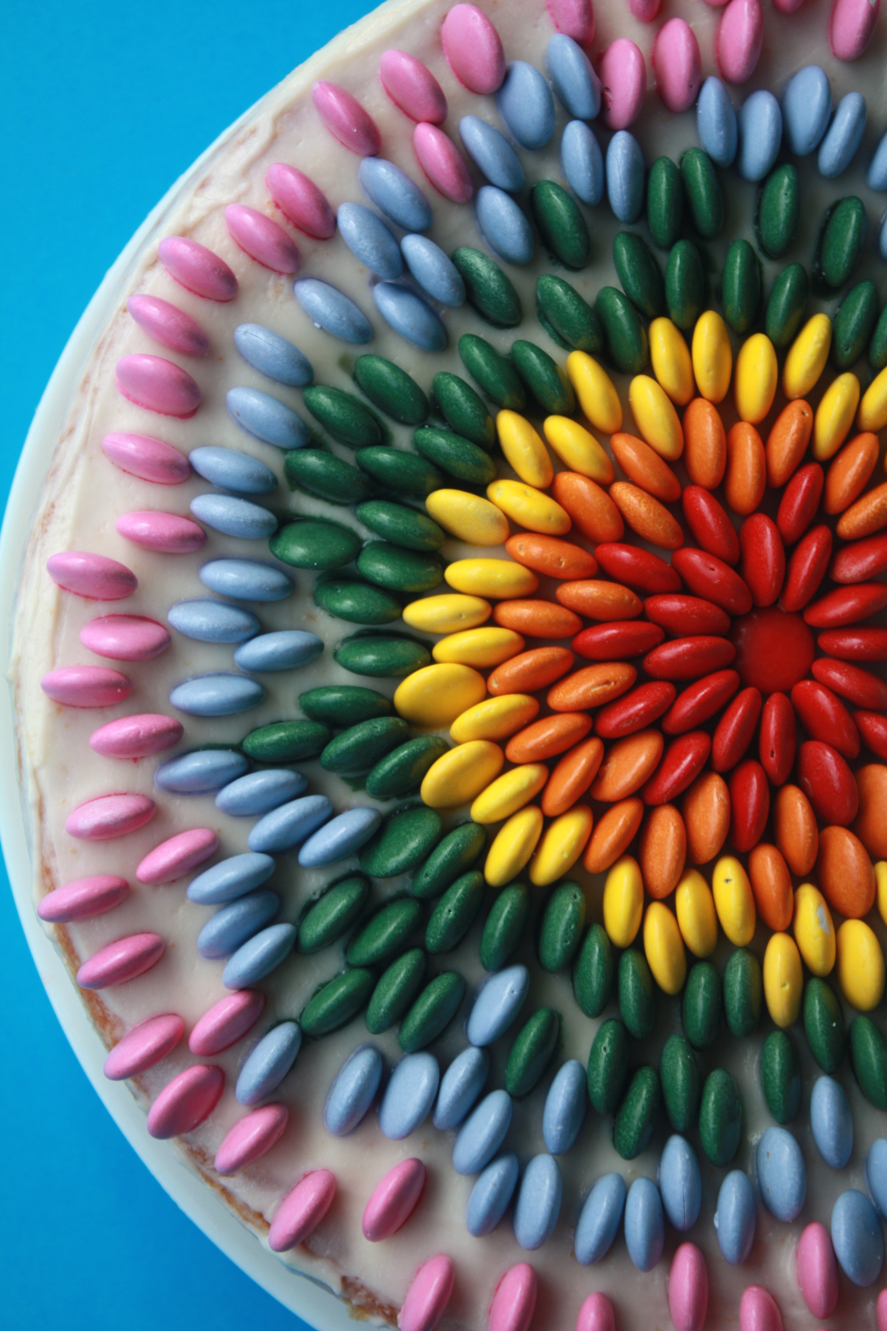 St 229 Ende Nonstop Kake I Regnbuens Farger Creative Fun 4 You