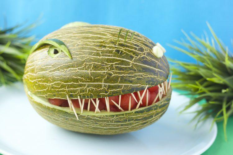 Kreativ Dinosaur- melon