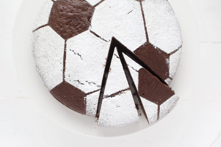 Fotball-kake