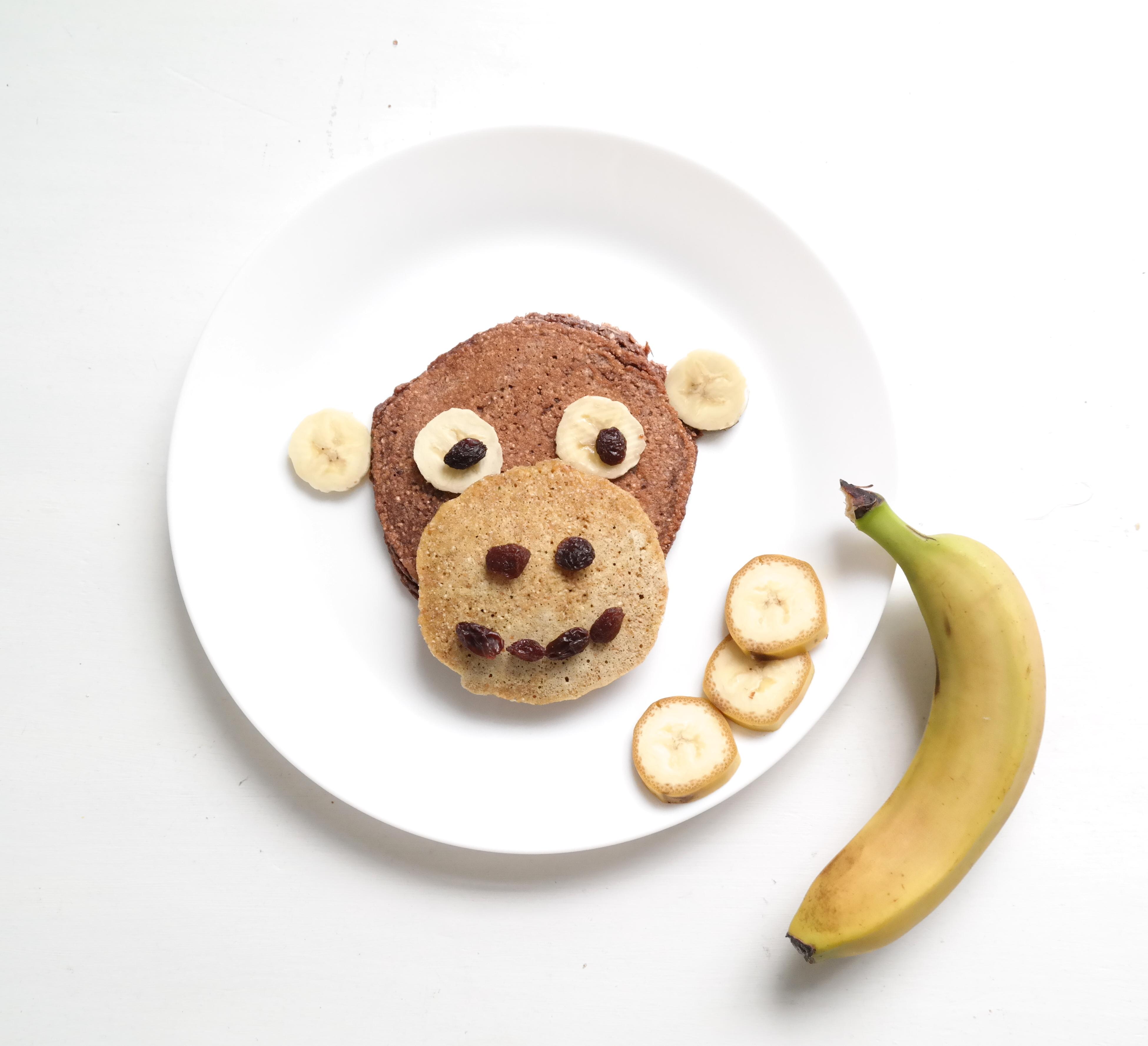 Kreativ Apekatt-frokost