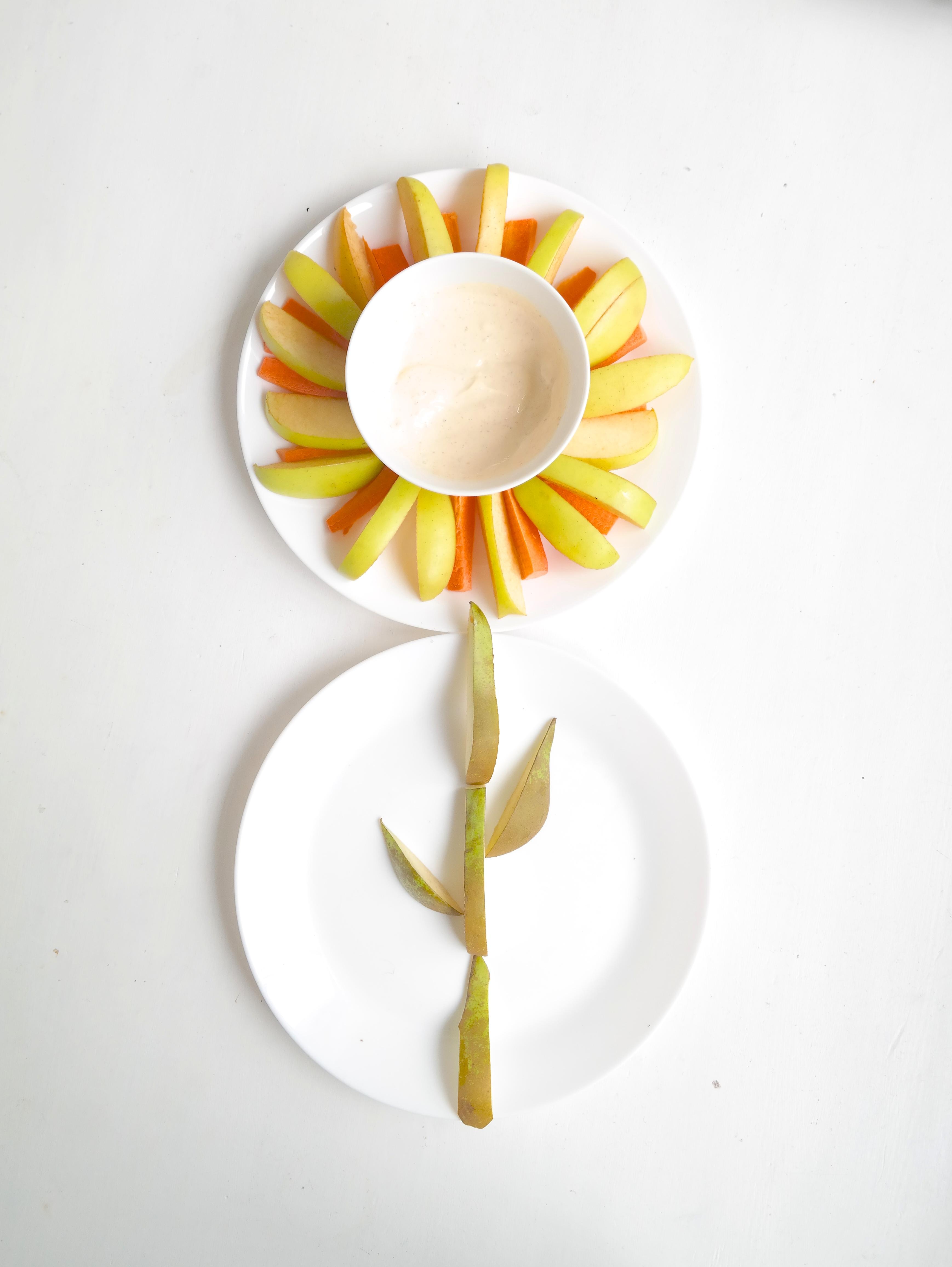 Blomster-Dipp