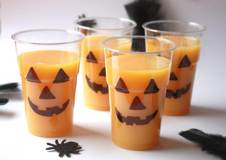 Halloween-gresskarkopper